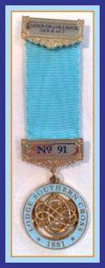 LSC91 Centenary Jewel